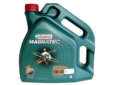 Motorno Olje Castrol Magnatec C3 5W40 4L