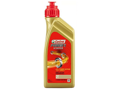 Motorno olje Castrol Power 1 2T Scooter 1L