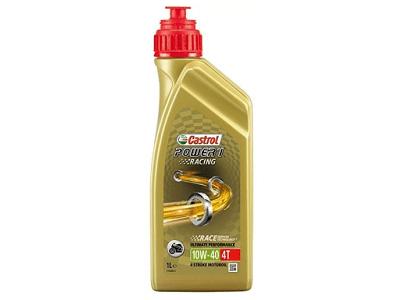 Motorno olje Castrol Power 1 Racing 4T 10W40 1L