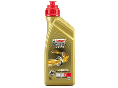 Motorno olje Castrol Power 1 Racing 4T 5W40 1L