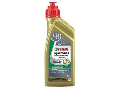 Motorno olje Castrol Syntrans Multivehicle 75W90 1L