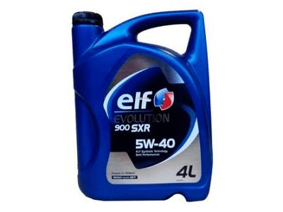 Motorno olje Elf Evolution 900 SXR 5W40 4L