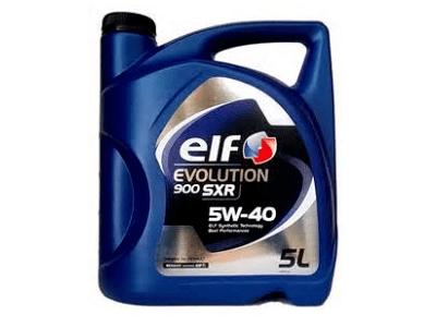 Motorno olje Elf Evolution 900 SXR 5W40 5L