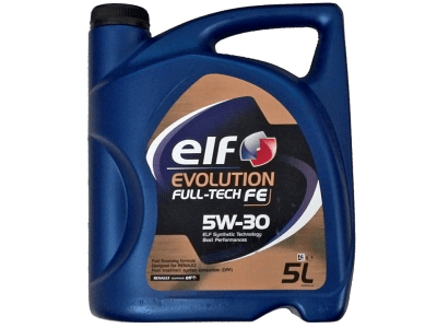 Motorno Olje Elf Evolution Full Tech FE 5W30 5L