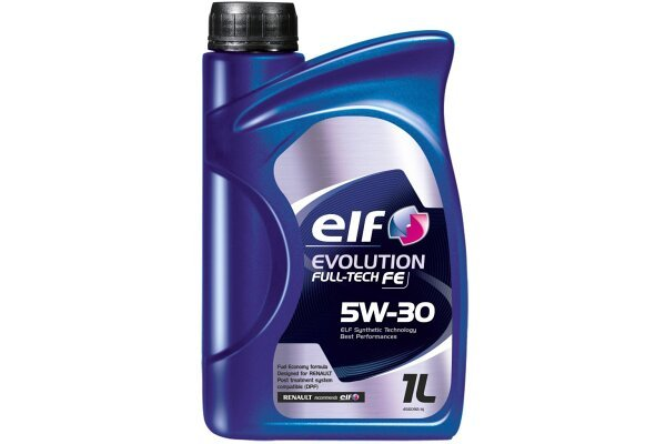 Motorno Olje Elf Evolution Fulltech FE 5W30 1 L