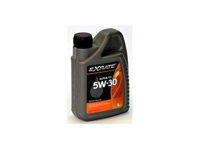 Motorno Olje Exrate Alpha C3 5W30 1L