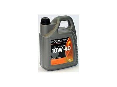 Motorno Olje Exrate Delta HDD 10W40 5L