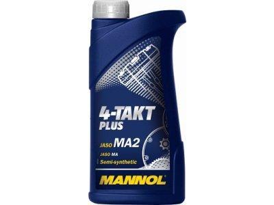Motorno olje Mannol, 10W40, 1L