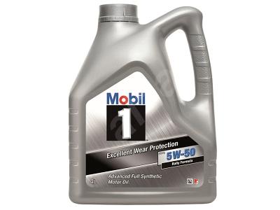 Motorno Olje Mobil 1 FS X1 5W50 4L