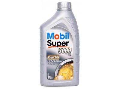 Motorno Olje Mobil Super 3000 X1 5W40 1L