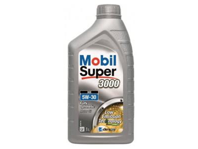 Motorno Olje Mobil Super 3000 XE 5W30 1L