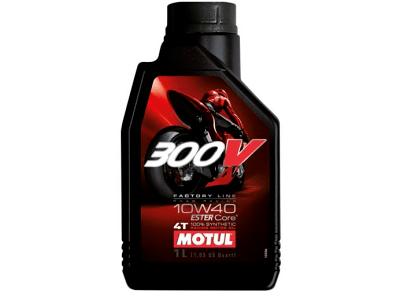 Motorno Olje Motul 4T 300V Factory Line 10W40 1L