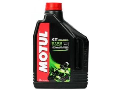 Motorno olje Motul 4T 5100 Ester 10W40 2L