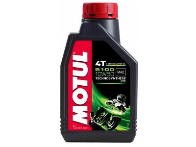 Motorno olje Motul 4T 5100 Ester 10W50 1L