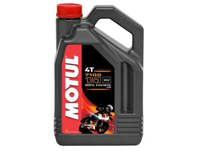 Motorno olje Motul 4T 7100 10W50 1L