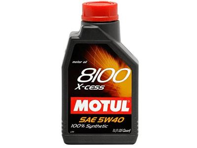 Motorno olje Motul 8100 X-Cess 5W40 1L