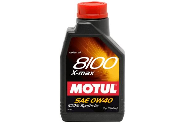 Motorno olje Motul 8100 X-Max 0W40 1L