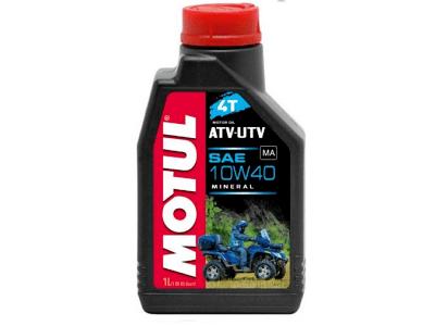 Motorno olje Motul ATV UTV Mineral 10W40 1L