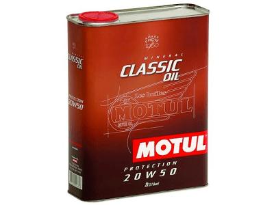 Motorno olje Motul Classic 20W50 2L