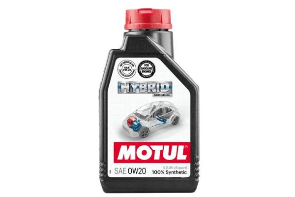 Motorno olje Motul Hybrid 0W20 1L
