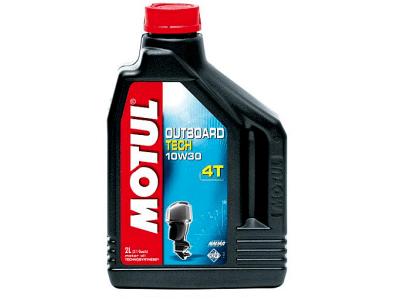 Motorno olje Motul Outboard Tech 4T 10W30 2L