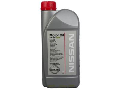 Motorno olje Nissan 5W30 DPF 1L