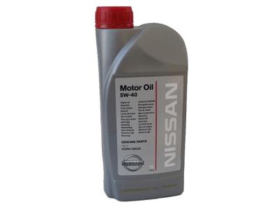 Motorno olje Nissan 5W40 1L