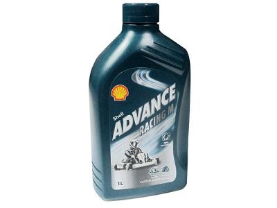 Motorno olje Shell Advance Racing M30 1L