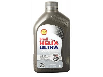 Motorno olje Shell Helix Ultra ECT C2/C3 0W30 1L