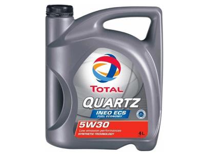 Motorno olje Total Quartz Ineo ECS 5W30 4L