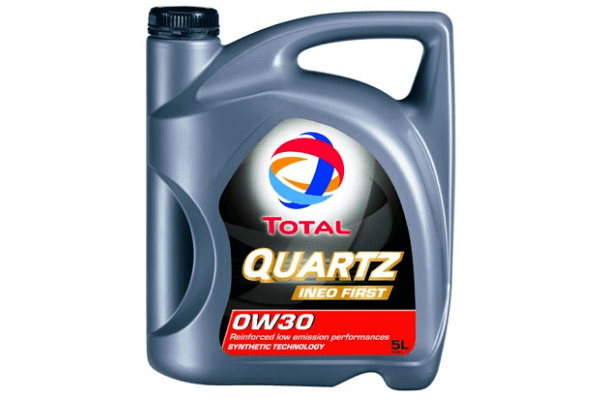 Motorno olje Total Quartz Ineo First 0W30 5L