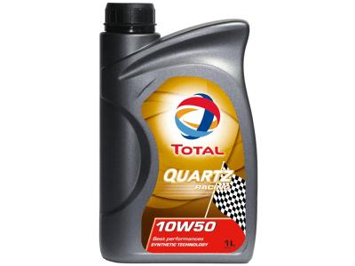 Motorno olje Total Quartz Racing 10W50 1L