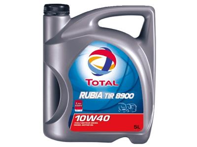 Motorno olje Total Rubia TIR 8900 10W40 5L