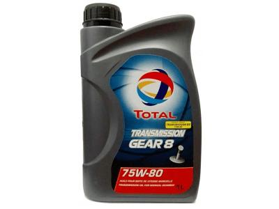 Motorno Olje Total Transmission BV 75W80 1L
