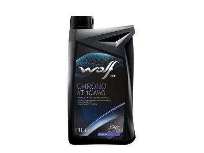 Motorno Olje WOLF CHRONO 4T 10W40 1L