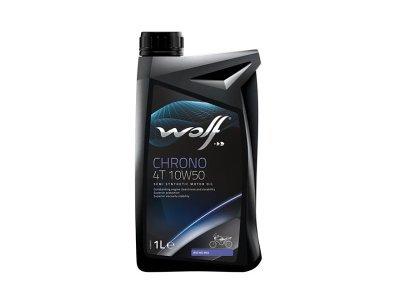Motorno Olje WOLF CHRONO 4T 10W50 1L