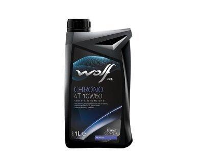 Motorno Olje WOLF CHRONO 4T 10W60W 1L