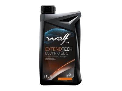 Motorno Olje WOLF EXTENDTECH 85W140 GL 5 1L