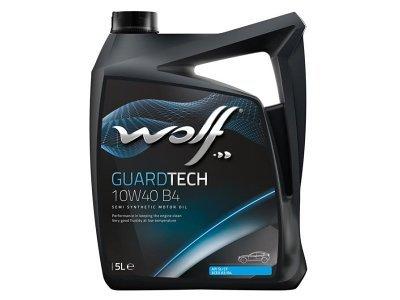 Motorno Olje WOLF GUARDTECH 10W40 5L