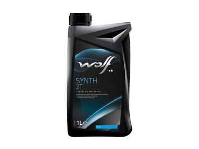 Motorno Olje WOLF SYNTH 2T 1L