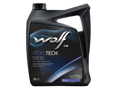 Motorno Olje WOLF VITALTECH 5W30 5L