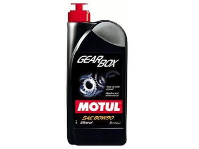 Motorno olje za menjalnik Motul Gearbox 80W90 1L