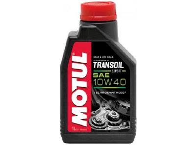 Motorno olje za menjalnik Motul Transoil Expert 10W40 1L