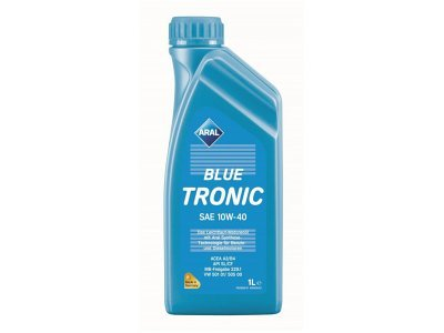 Motorno ulje Aral Blue Tronic 10W40 1L