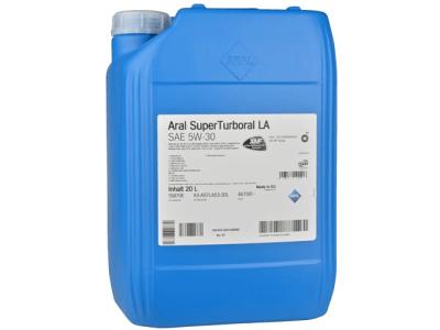 Motorno ulje Aral Super Turboral LA 5W30 20L