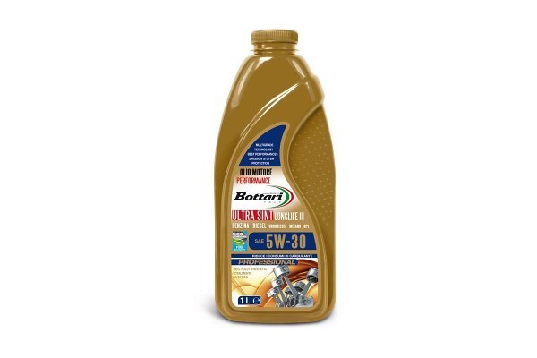 Motorno ulje Bottari - 5W-30 LUB - ULTRA SYNT LONGLIFE 3, 1L