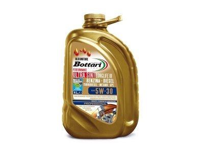 Motorno ulje Bottari - 5W-30 LUB - ULTRA SYNT LONGLIFE 3, 4L