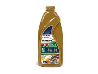 Motorno ulje Bottari - 5W-40 LUB - ULTRA SYNT LONGLIFE 3, 1L
