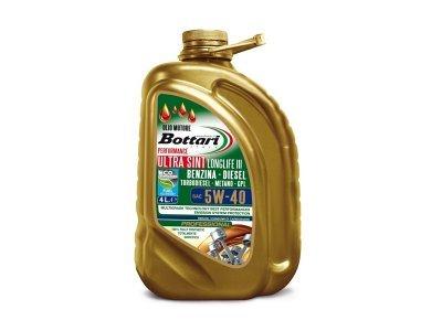 Motorno ulje Bottari - 5W-40 LUB - ULTRA SYNT LONGLIFE 3, 4L