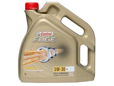 Motorno ulje Castrol Edge LL Titanium 5W30 4L